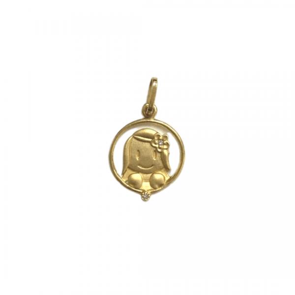 pingente-menina-com-aro-em-ouro-18k-diamante-abrilhantado