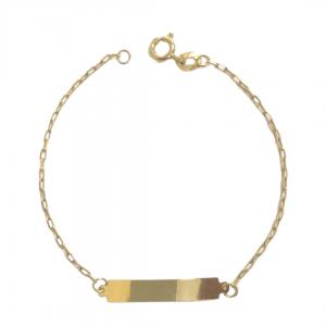 pulseira-infantil-em-ouro-18k-chapa-retangular