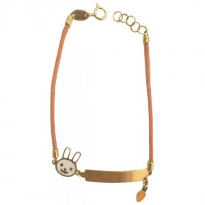 pulseira-infantil-em-ouro-18k-coelho-resina-algodao