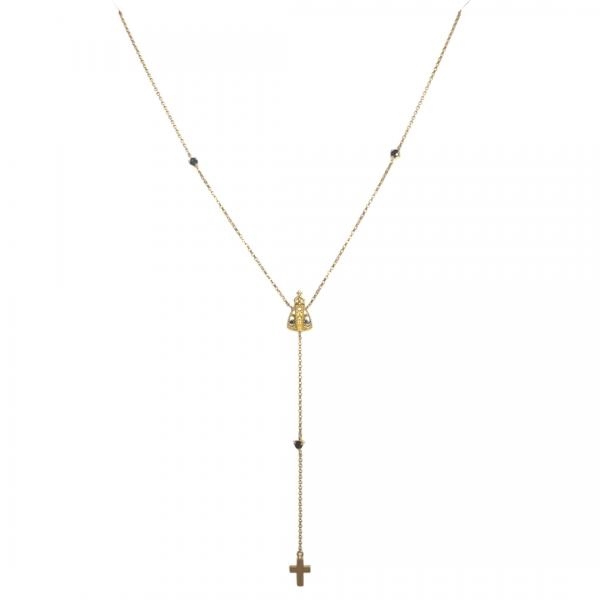 colar-em-ouro-18k-noosa-senhora-aparecida-50cm