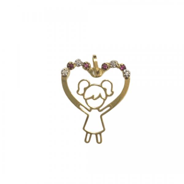 pingente-em-ouro-18k-menina-coracao-com-zirconias