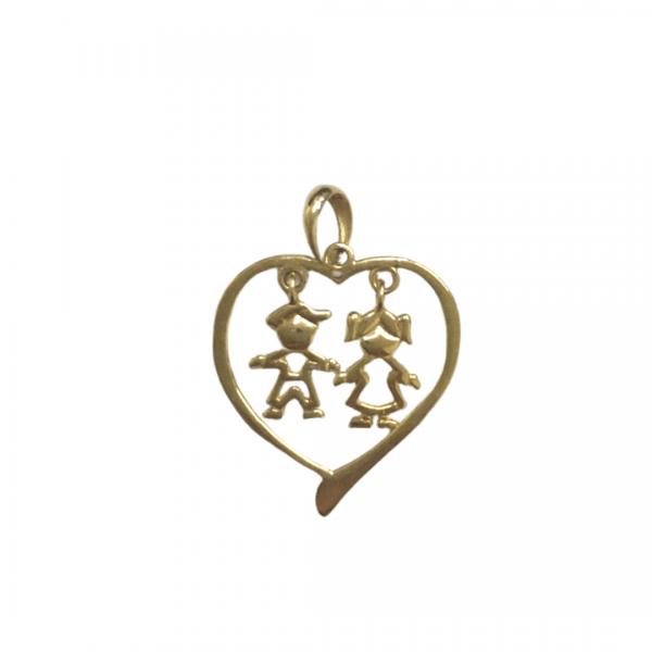 pingente-em-ouro-18k-menina-menino-coracao